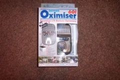 BA. OxfordAutomatic Battery Optimiser/Charger (Oximiser 601)